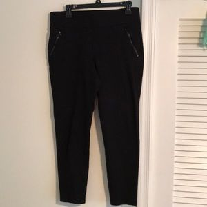 Ann Taylor black leggings
